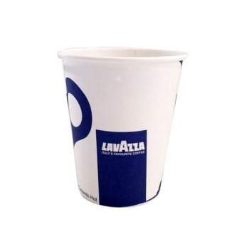 Oferta de Pahare si Palete  RES Group Pahar carton LAVAZZA vending 7oz - 180ml